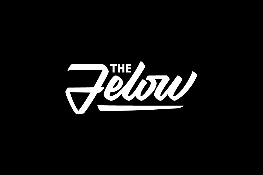 Vitaly Kuzmin lettering. Logo for the Jelow band.